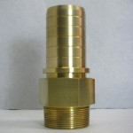 "2"" Brass Threaded Stem"